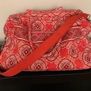 Vera Bradley weekender bag!!